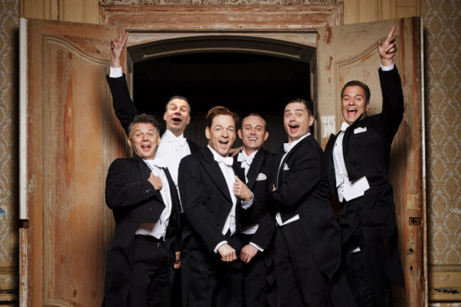 Best of Berlin Comedian Harmonists